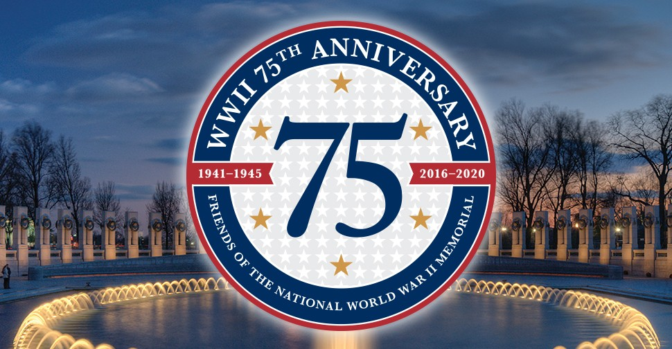 75th Anniversary of the end of WWII in 2020