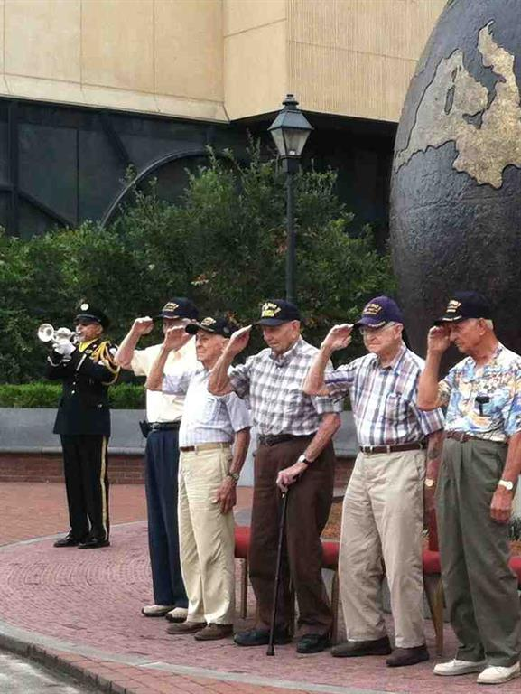 Spirit Of 45 Tour Honors Greatest Generation At Hilton Head